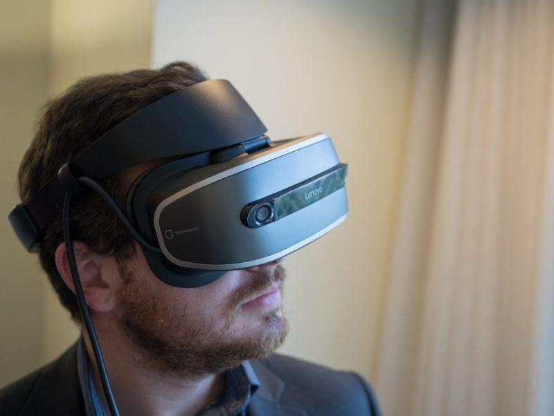 virtual reality headsets lenovo tecsmash.com