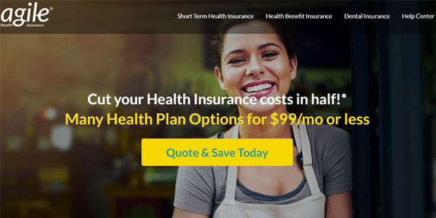 Agile Short term Health Insurance Review