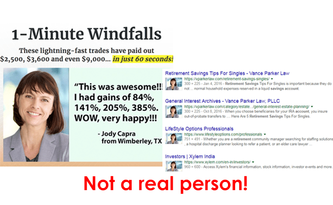 1Minute Windfall Reviews
