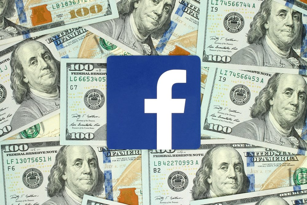 Monetizing facebook page