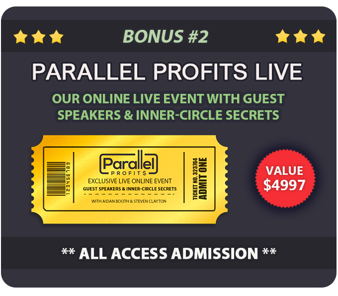 Parallel Profits Second Bonus