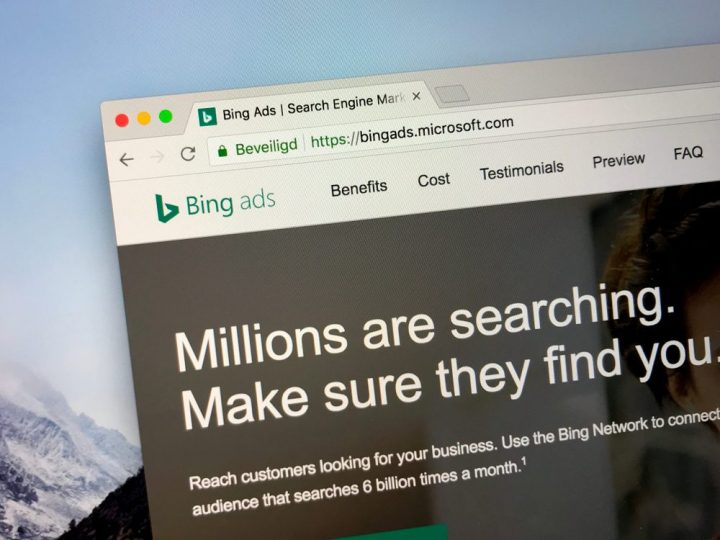 Media buying with Bing Ads