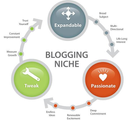 how to find blogging niche