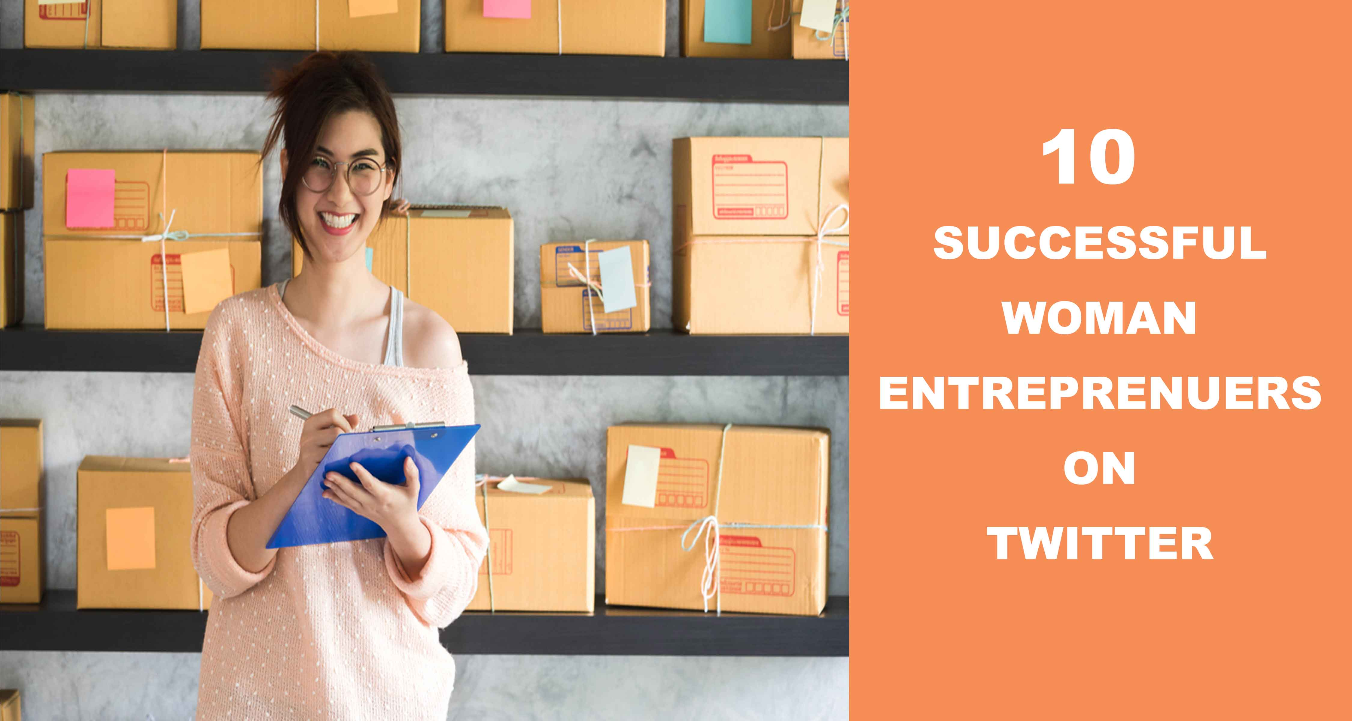 10-Successful-Woman-Entreprenuers-on-Twitter