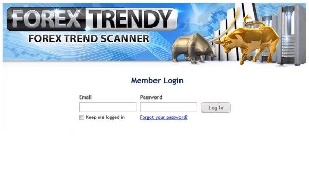 Forex-Trendy-login