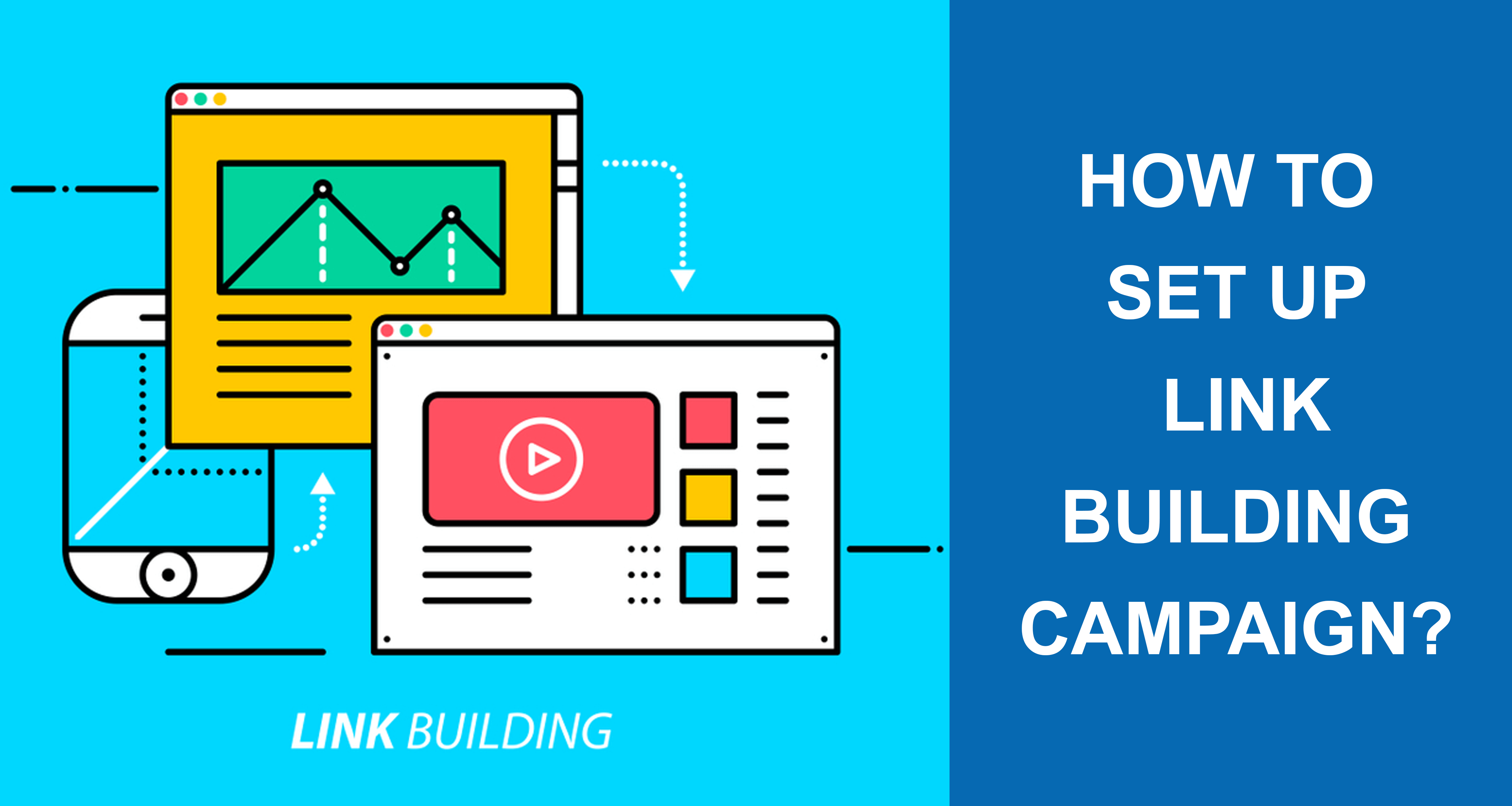 How To Set Up An Effective Link Building Campaign For Your New Blog