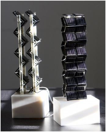 backyard revolution solar array