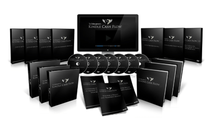 Kindle Cash Flow review
