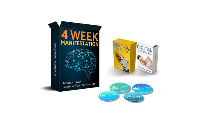 4 week manifestation review