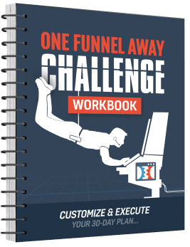 one funnel away Workbook