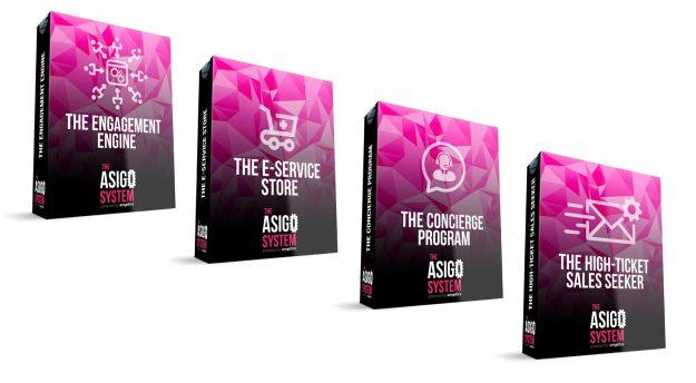 Asigo system program 2020