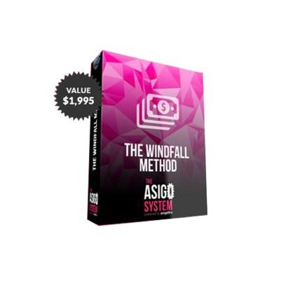 asigo bonus the windfall method