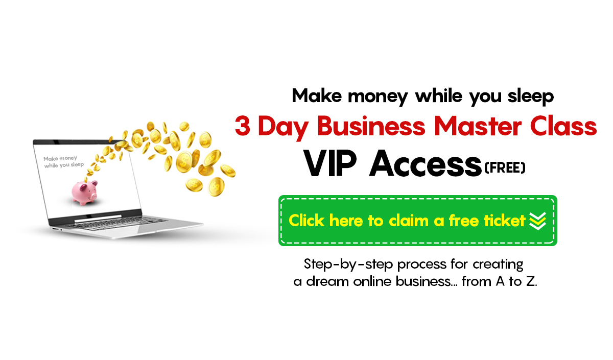 3 Day Business Masterclass Review