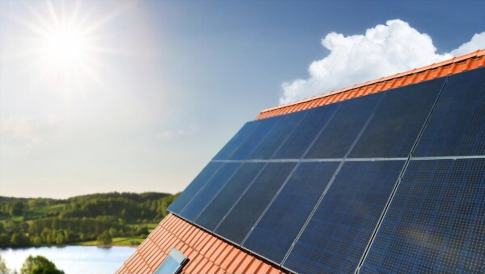 Do Solar Power Plant Power Heavy Industries, Or Do They Only Power Homes