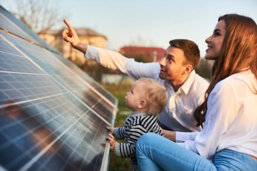 What Are The Benefits Of Solar Power Plants In The Home