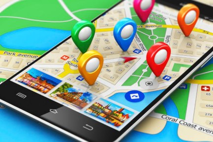 How to spoof location on android