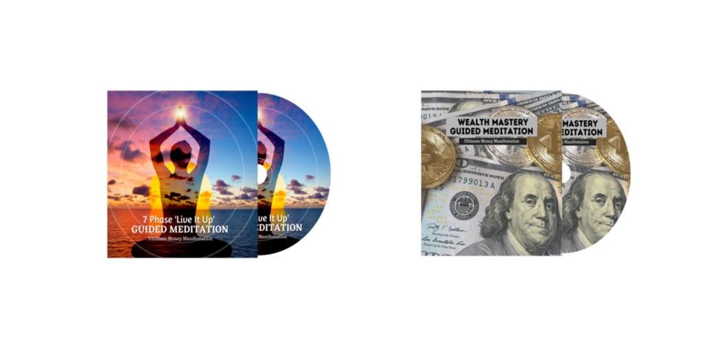 Ultimate Money Manifestation audio track