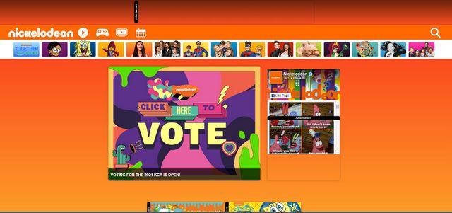 Nick Toons - watch cartoons online