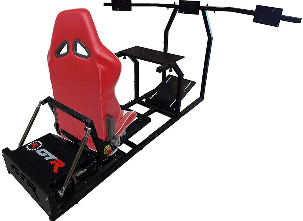 GTM Motion Simulator - Most Expensive Gaming Chair