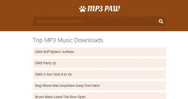 mp3paw movie download