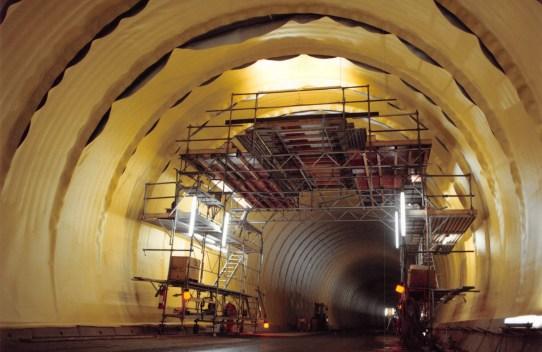 Tunnel Murgenthal