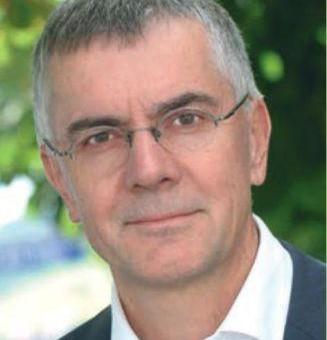 Verabschiedung VR-Mitglied Bruno Baumann