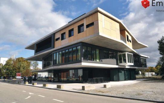 Empa NEST – das umgestülpte Labor,  Bauen für die Zukunft