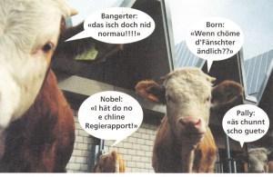 POSIEUX (FR) Station fédérale de recherches sur la production animale