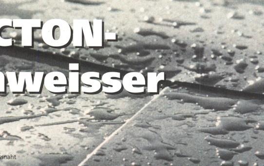 Kernkompetenz Schweissnaht - TECTON-Schweisser