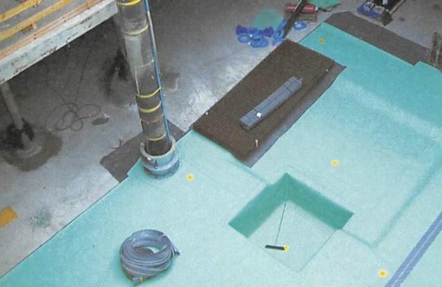 Grundwasserabdichtung UBS Rechnungscenter in Urdorf