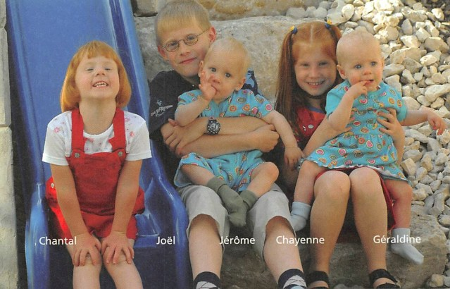 Schreyer Family