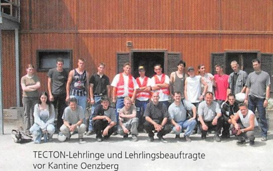 Lehrlingsausflug 2003