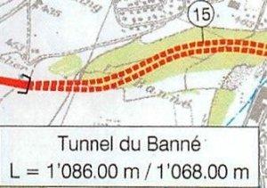 Tunnel du Banné