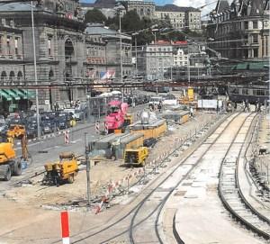 Zürich Bahnhofplatz