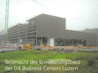 Erweiterung D4 Business Center Luzern