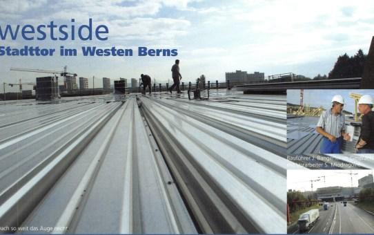 Westside - Stadttor im Westen Berns