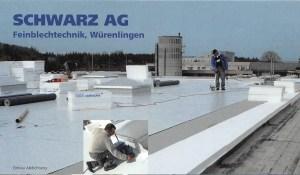 Schwarz AG, Feinblechtechnik Würenlingen