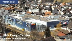 Ilfis Coop Center Langnau im Emmental