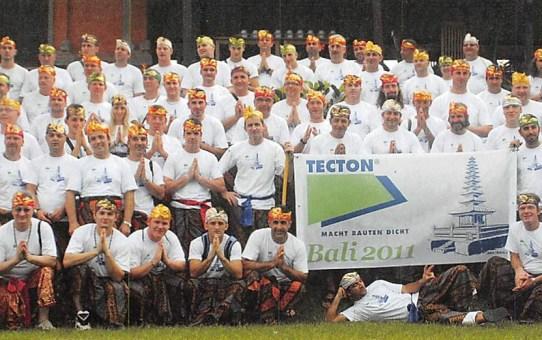 TECTON-Reise 2011 Bali