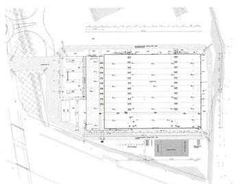 Neubau OMYA Saat- und Gefahrengutlager