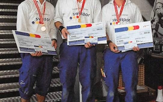 Berufserfolg Schweizer Meisterschaften 2011
