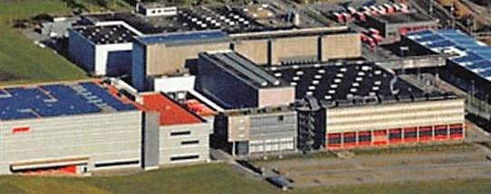 Tiefkühllager Pistor Rothenburg umgekehrte Bauphysik