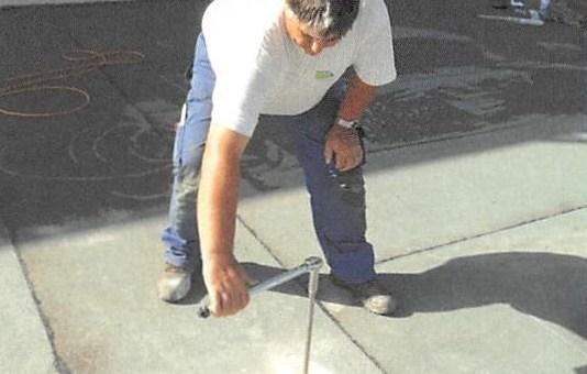 Nachrüstung Dachsicherungsanlagen