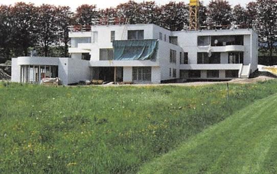 Einfamilienhaus in Risch (ZG) mit TECTON-Sicherheitsdach®