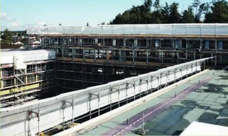 Lichthof Uster, Neubau multifunktonales Mehrgenerationenzentrum