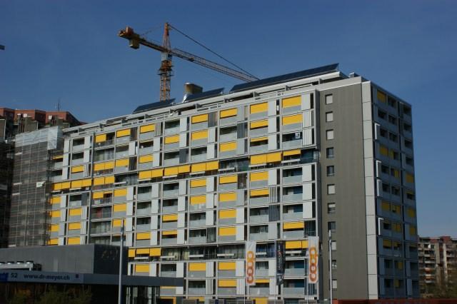 Bern, Weitermattstrasse 20 - 36 (Gäbelbach)