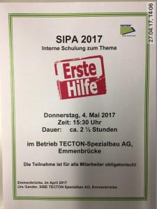 Sicherheitsparcours (SiPa) 2017