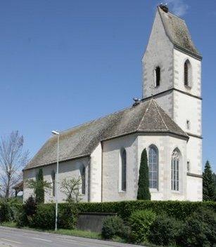 Uznach, Kirche Aussen