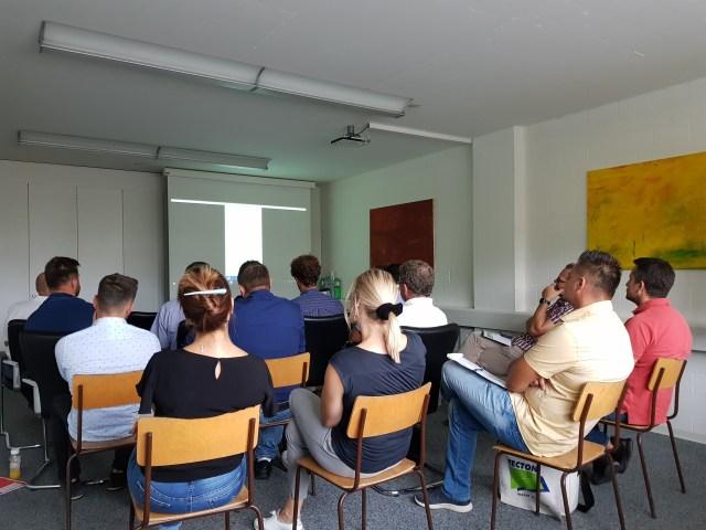 PAMOCO Schulung Neuenhof