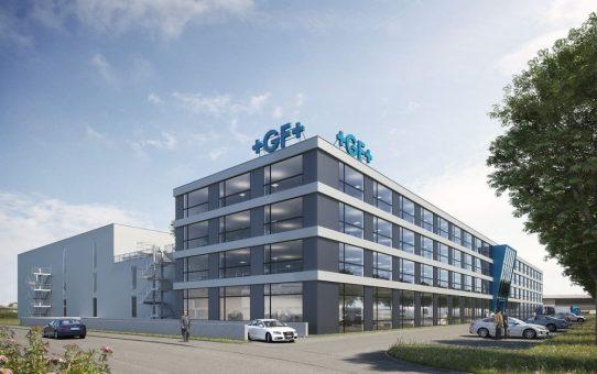 Neubau GF Machining Solutions, Biel